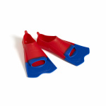 ZOGGS Ultra Silicone Short Blade Fin - SIZE 2-3 JNR ZOGGS Ultra Silicone Short Blade Fin - SIZE 2-3 JNR
