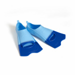 ZOGGS Ultra Silicone Short Blade Fin - SIZE 3-4 JNR ZOGGS Ultra Silicone Short Blade Fin - SIZE 3-4 JNR