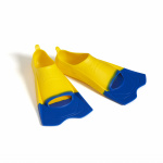 ZOGGS Ultra Silicone Short Blade Fin - SIZE 5-6 JNR ZOGGS Ultra Silicone Short Blade Fin - SIZE 5-6 JNR