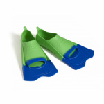 ZOGGS Ultra Silicone Short Blade Fin - SIZE 7-8 ZOGGS Ultra Silicone Short Blade Fin - SIZE 7-8