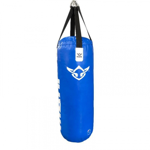 Mani 3ft Foam Lined Boxing Bag - BLUE