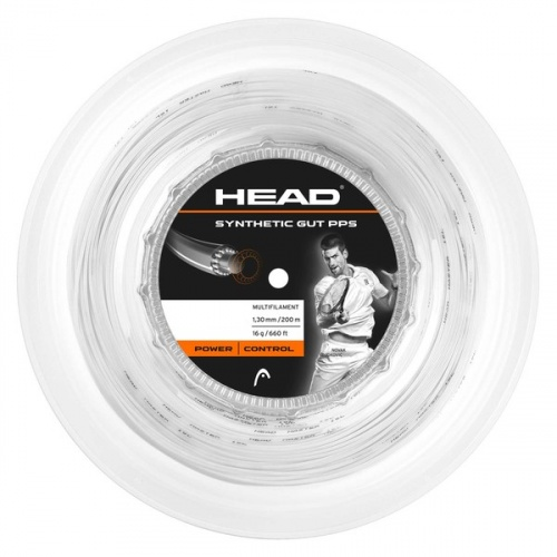 Head Synthetic Gut PPS 16 String Reel