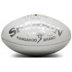 Sherrin KB Game Ball - White - Size 4 Sherrin KB Game Ball - White - Size 4