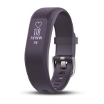 Garmin Vivosmart 3 SMALL Fitness Activity Tracker - Purple Garmin Vivosmart 3 SMALL Fitness Activity Tracker - Purple