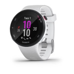 GARMIN Forerunner 45 S GPS Heart Rate Monitor - WHITE GARMIN Forerunner 45 S GPS Heart Rate Monitor - WHITE