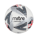 Mitre Ultimatch Futsal Ball - WHITE/RED Mitre Ultimatch Futsal Ball - WHITE/RED