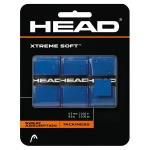 HEAD Xtreme Soft Overgrip - BLUE HEAD Xtreme Soft Overgrip - BLUE