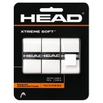 HEAD Xtreme Soft Overgrip - WHITE HEAD Xtreme Soft Overgrip - WHITE