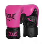 Everlast TEMPO Traditional Bag Glove - PINK/BLACK (S/M ONLY) Everlast TEMPO Traditional Bag Glove - PINK/BLACK (S/M ONLY)