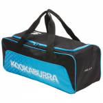 Kookaburra Pro 6.0 Holdall Cricket Bag - Black/Blue Kookaburra Pro 6.0 Holdall Cricket Bag - Black/Blue