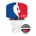 Spalding NBA Mini Backboards - Logoman Spalding NBA Mini Backboards - Logoman
