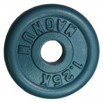 Magnum Weight Plate - 1.25kg Magnum Weight Plate - 1.25kg