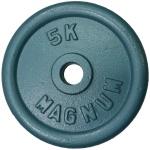 Magnum Weight Plate - 5kg Magnum Weight Plate - 5kg