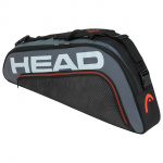 Head Tour Team 3R Pro Tennis Bag - BLACK/GREY Head Tour Team 3R Pro Tennis Bag - BLACK/GREY