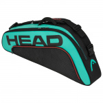 Head Tour Team 3R Pro Tennis Bag - BLACK/TEAL Head Tour Team 3R Pro Tennis Bag - BLACK/TEAL