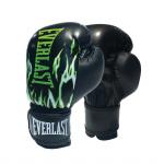 Everlast Junior 6oz Training Glove - BLACK/GREEN Everlast Junior 6oz Training Glove - BLACK/GREEN