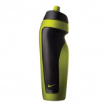 Nike Sport Water Bottle 600ml - ATOMIC GREEN/BLACK Nike Sport Water Bottle 600ml - ATOMIC GREEN/BLACK