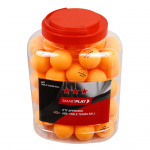 SMARTPLAY 3 Star ITTF Approved Orange Table Tennis Balls - PACK OF 60 SMARTPLAY 3 Star ITTF Approved Orange Table Tennis Balls - PACK OF 60