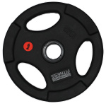 Olympic Fitness Rubber Olympic Size Weight Plate - 10kg Olympic Fitness Rubber Olympic Size Weight Plate - 10kg