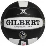 Gilbert Suncorp Super Netball Supporter Ball - MAGPIES Gilbert Suncorp Super Netball Supporter Ball - MAGPIES