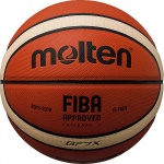 Molten GFX Composite Leather Basketball - SIZE 7 Molten GFX Composite Leather Basketball - SIZE 7