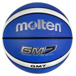 Molten GMX Synthetic Leather Basketball - Size 7 Molten GMX Synthetic Leather Basketball - Size 7