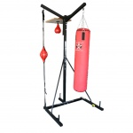 Mani 3 Way Boxing Stand (BAG AND BALLS NOT INCLUDED) Mani 3 Way Boxing Stand (BAG AND BALLS NOT INCLUDED)
