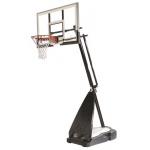 Spalding 60 Inch Acrylic Ultimate Hybrid Basketball System Spalding 60 Inch Acrylic Ultimate Hybrid Basketball System
