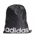 Adidas LINEAR GYMSACK - Black/White Adidas LINEAR GYMSACK - Black/White