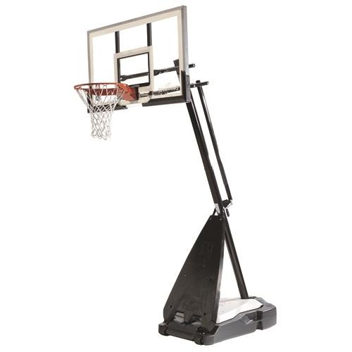 Spalding nba hercules portable basketball system 50 acrylic backboard