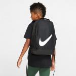 Nike Brasilia Backpack - BLACK/BLACK/WHITE Nike Brasilia Backpack - BLACK/BLACK/WHITE