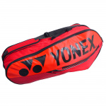 YONEX Team Series 6R Tennis Bag - RED YONEX Team Series 6R Tennis Bag - RED