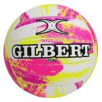 Gilbert Gloss Netball - WHITE Gilbert Gloss Netball - WHITE
