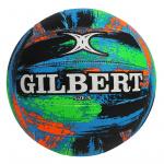 Gilbert Gloss Netball - BLACK Gilbert Gloss Netball - BLACK