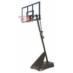Spalding 50 inch Acrylic Hercules Portable Basketball System - BLACK - PRE-ORDER DUE AUGUST Spalding 50 inch Acrylic Hercules Portable Basketball System - BLACK - PRE-ORDER DUE AUGUST