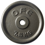 Olympic Fitness STD 7.5kg Weight Plate Olympic Fitness STD 7.5kg Weight Plate