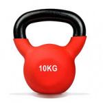 Olympic Fitness Vinyl Kettlebell - 10kg Olympic Fitness Vinyl Kettlebell - 10kg
