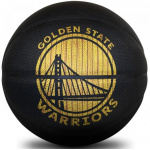 Spalding NBA Hardwood Series Golden State Warriors Basketball - Size 7 Spalding NBA Hardwood Series Golden State Warriors Basketball - Size 7