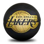 Spalding NBA Hardwood Series Los Angeles Lakers Basketball - Size 7 Spalding NBA Hardwood Series Los Angeles Lakers Basketball - Size 7