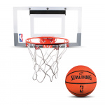 Spalding NBA Slam Jam Team Edition Mini Backboard Spalding NBA Slam Jam Team Edition Mini Backboard