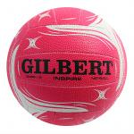 Gilbert Inspire Training Netball - PINK Gilbert Inspire Training Netball - PINK
