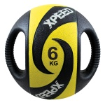 XPEED Medicine Ball with Handles - 6kg XPEED Medicine Ball with Handles - 6kg