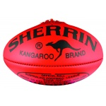 Sherrin KB Football Red - Size 5 Sherrin KB Football Red - Size 5