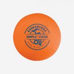 Kookaburra Dimple Vision Hockey Ball - ORANGE Kookaburra Dimple Vision Hockey Ball - ORANGE