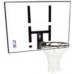 Spalding Acrylic 44 inch Basketball Backboard Combo Spalding Acrylic 44 inch Basketball Backboard Combo