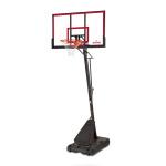 Spalding 50-inch Pro Glide Polycarbonate Portable Basketball System Spalding 50-inch Pro Glide Polycarbonate Portable Basketball System