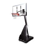 Spalding 60-inch Ultimate Acrylic Portable Basketball System Spalding 60-inch Ultimate Acrylic Portable Basketball System