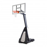Spalding 54-inch THE BEAST Glass Portable Basketball System Spalding 54-inch THE BEAST Glass Portable Basketball System