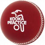 Kookaburra Practice Red Cricket Ball - 156g Kookaburra Practice Red Cricket Ball - 156g