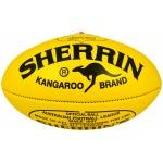Sherrin KB Football Veg Tan Yellow - Size 5 Sherrin KB Football Veg Tan Yellow - Size 5